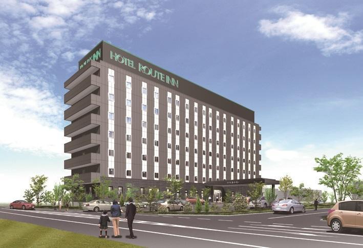 Hotel Route Inn Kashiwa Minami   Kokudo 16Gou Zoi