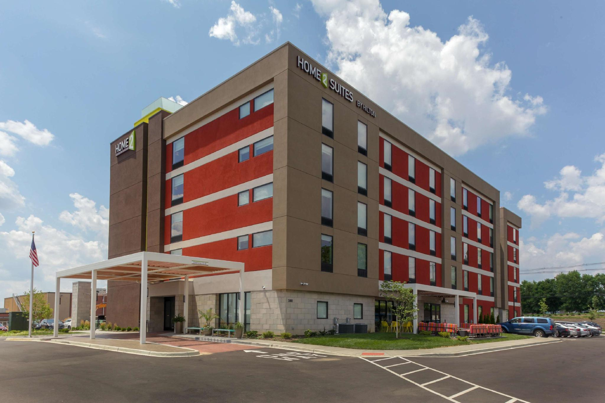 Home2 Suites by Hilton Louisville Airport/Expo Center