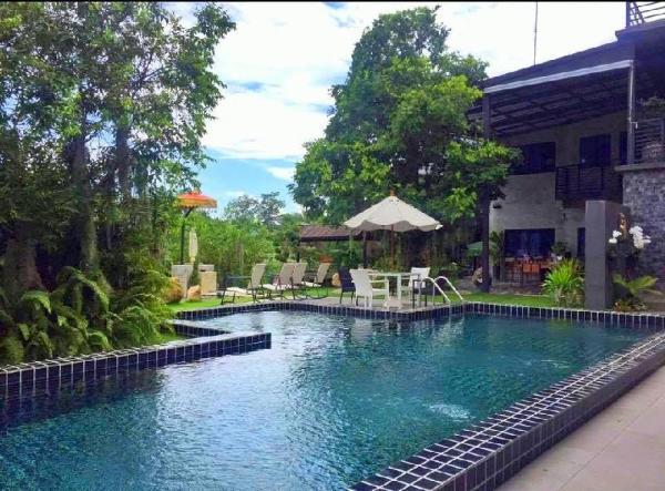 Riverside Luxury Pool Villa 88 Place Chiang Mai Chiang Mai