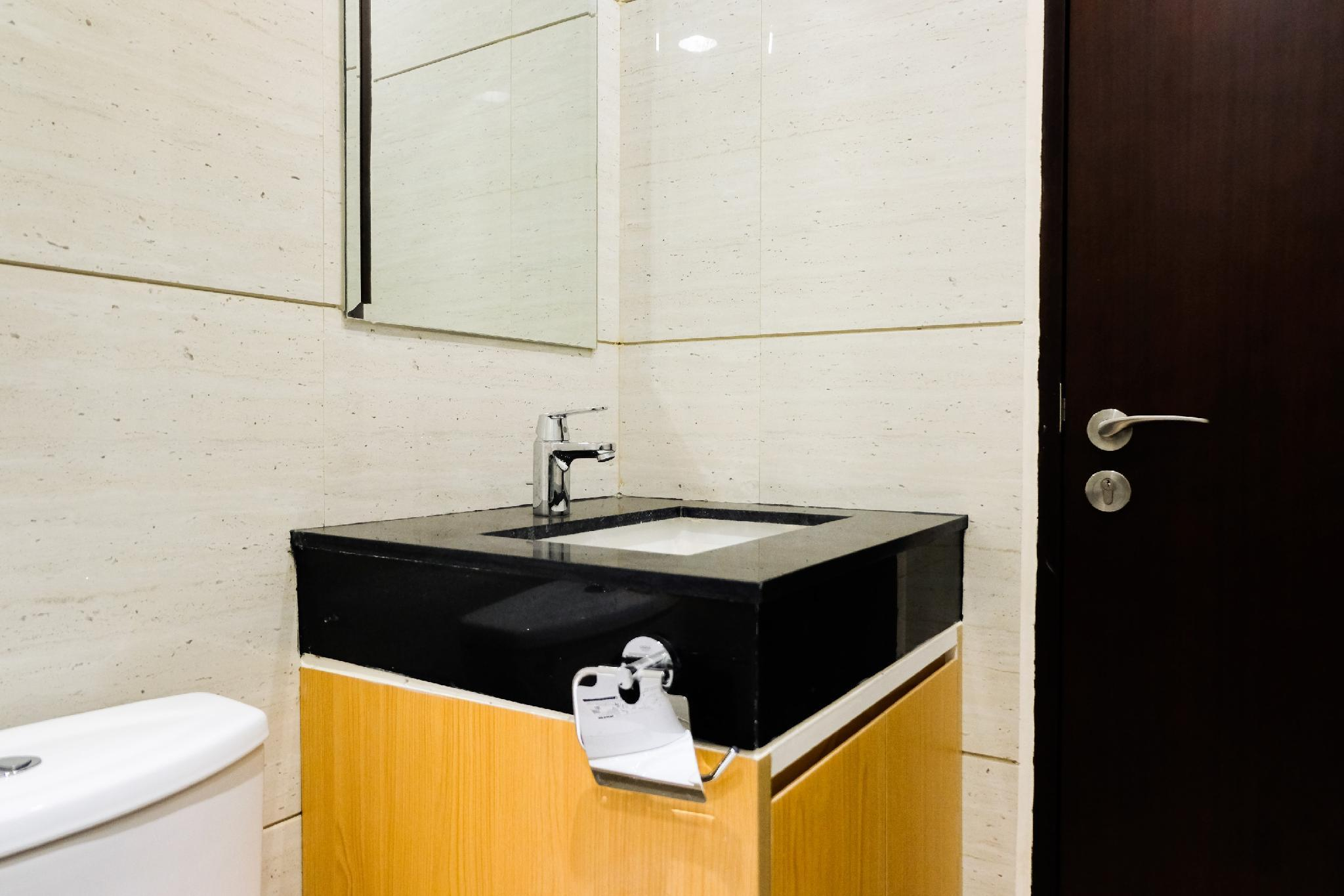 Compact Brooklyn Alam Sutera Apartment By Travelio