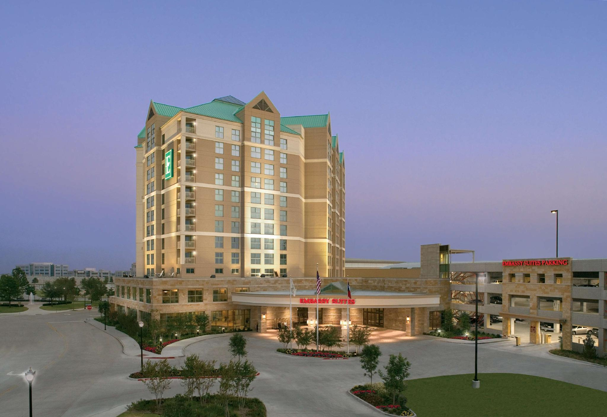 Embassy Suites By Hilton Dallas Frisco Convention Ctr And Spa