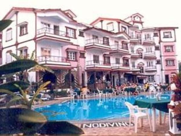 Maria Rosa Resort Goa