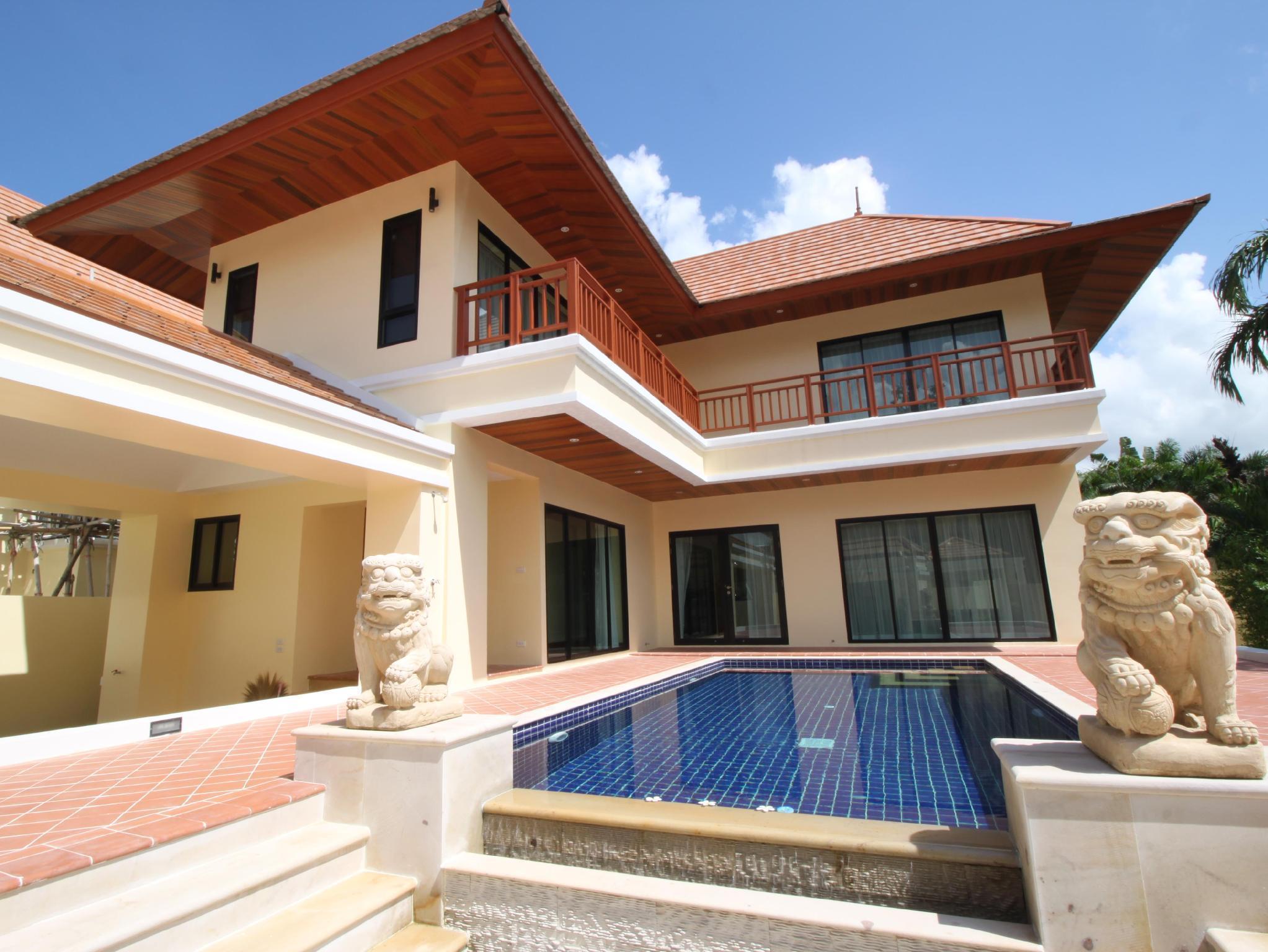Bang Saray Pool Villa by Pattaya Sunny Rentals Bang Saray Pool Villa by Pattaya Sunny Rentals