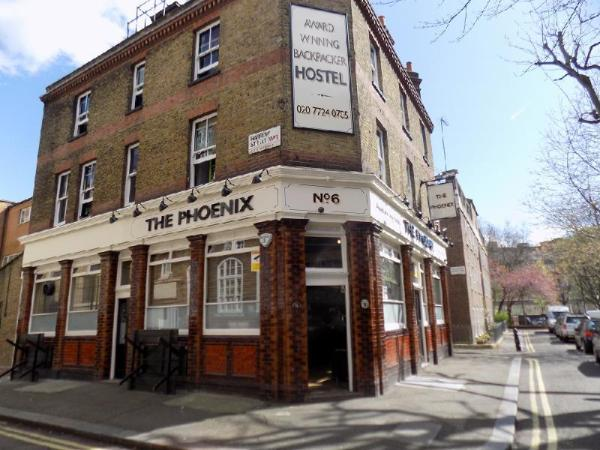 The Phoenix Hostel London