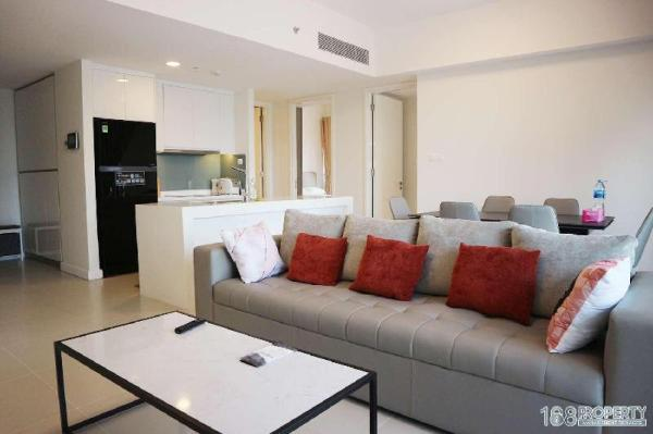 Modern LifeStyle 02 Bedroom Flat In Gateway Ho Chi Minh City