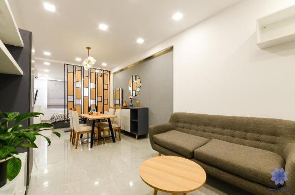 Luxury 1Br 53m2  Apartments w/ Free Gym & Pool Ho Chi Minh City