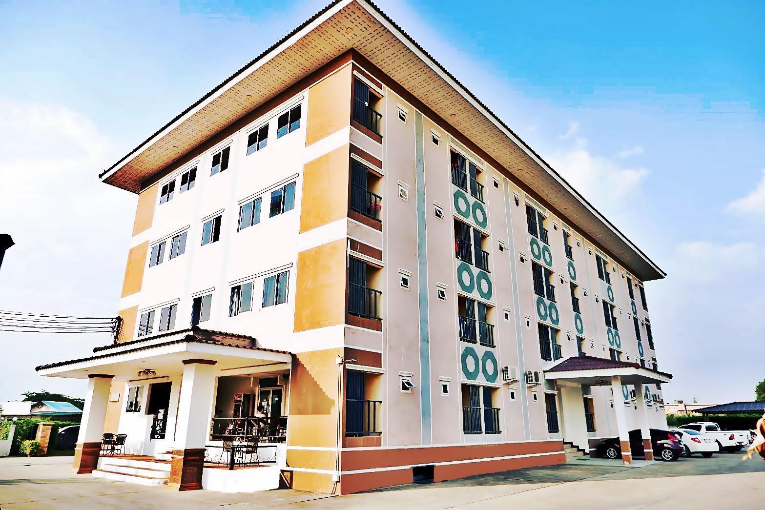 Baanmae Residence pluak daeng อพาร์ตเมนต์ 1 ห้องนอน 1 ห้องน้ำส่วนตัว ขนาด 50 ตร.ม. – ปลวกแดง