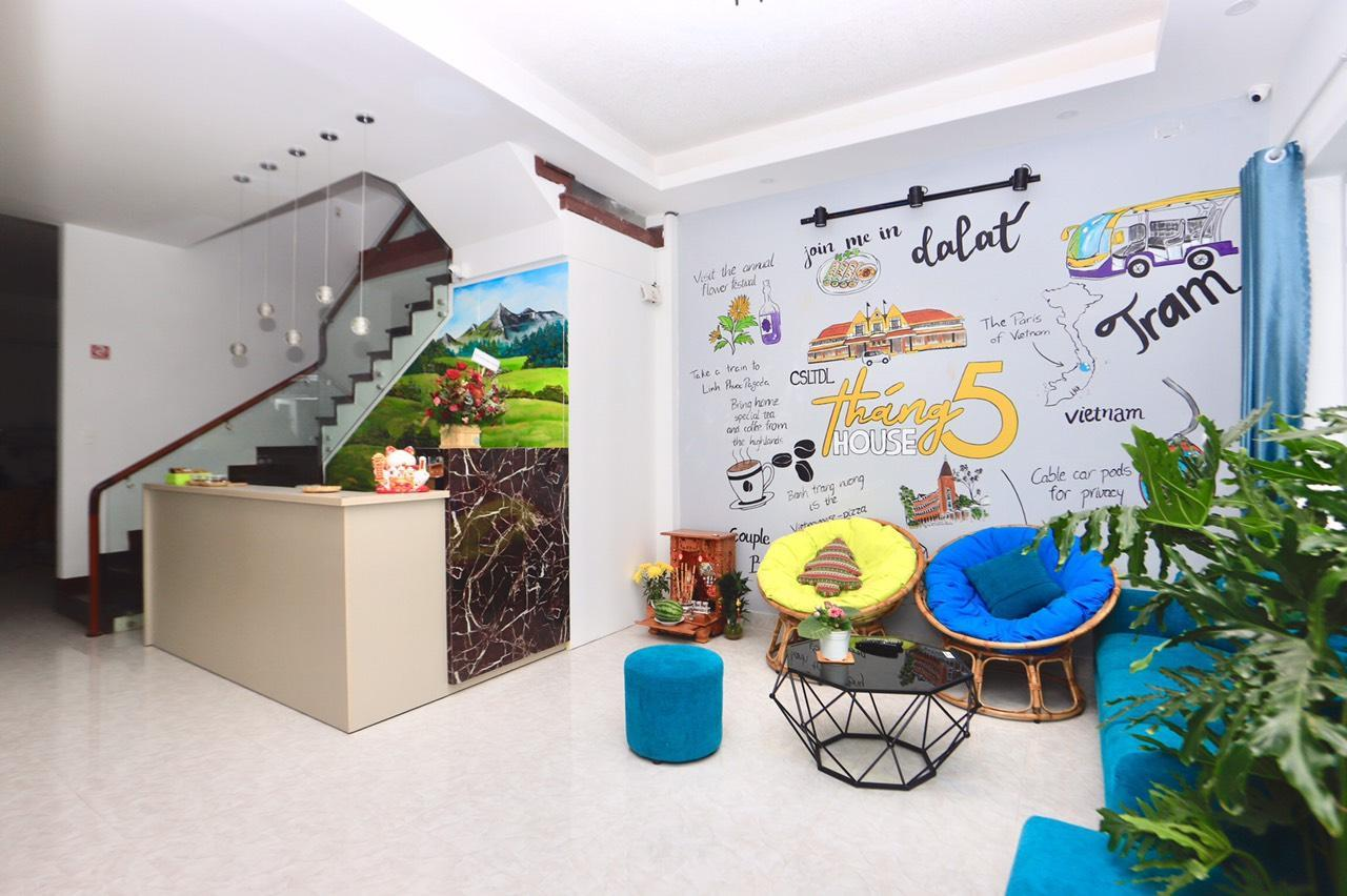 The Art   Thang 5 House Da Lat