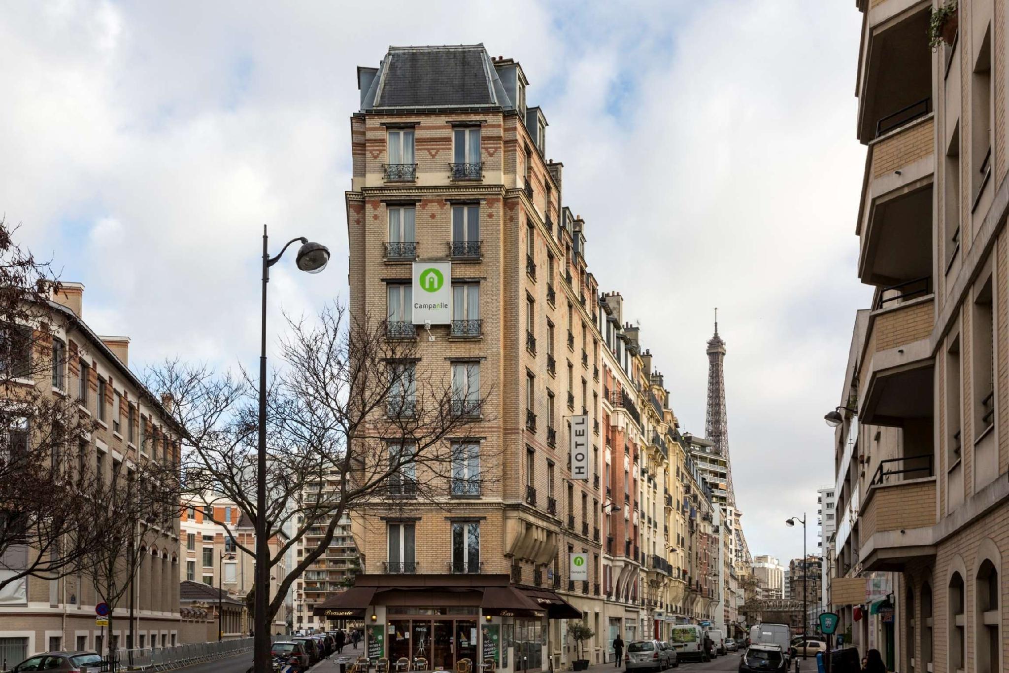 Campanile Paris 15 Tour Eiffel Hotel