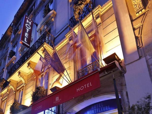 Hotel Montfleuri Paris
