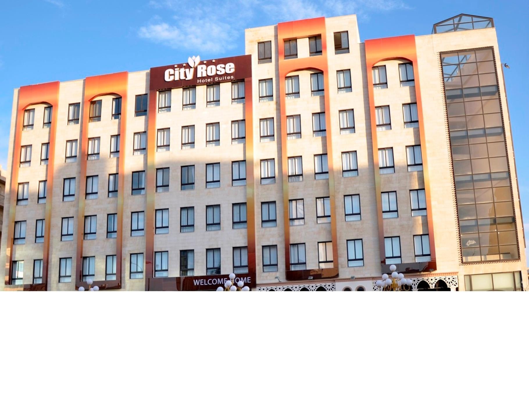 City Rose Hotel Suites
