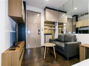 comfy studio at BTS Ratchathewi /10 mins BTS Siam อพาร์ตเมนต์ 1 ห้องนอน 1 ห้องน้ำส่วนตัว ขนาด 28.4799995422363 ตร.ม. – ประตูน้ำ