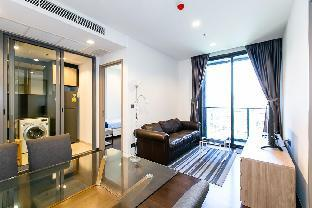 Luxurious condo with 2 BR-5 mins to city center อพาร์ตเมนต์ 2 ห้องนอน 1 ห้องน้ำส่วนตัว ขนาด 56 ตร.ม. – ประตูน้ำ