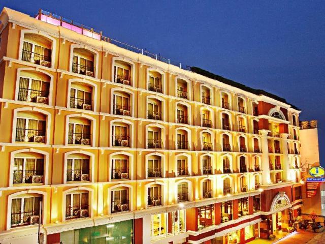 โรงแรมอินทิเมท – Intimate Hotel