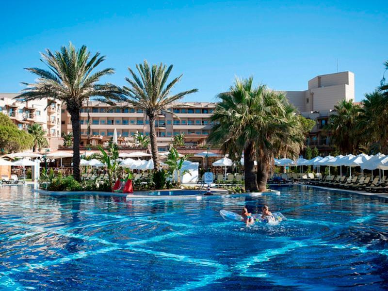 Crystal Tat Beach Resort Spa Hotel Belek