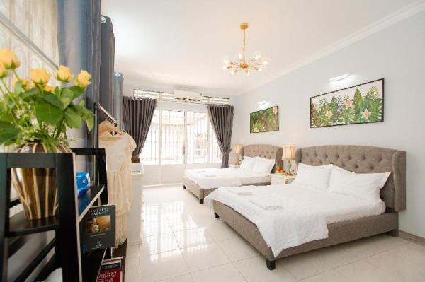 CBD Home 3 - Home in Central - The Art Ho Chi Minh City