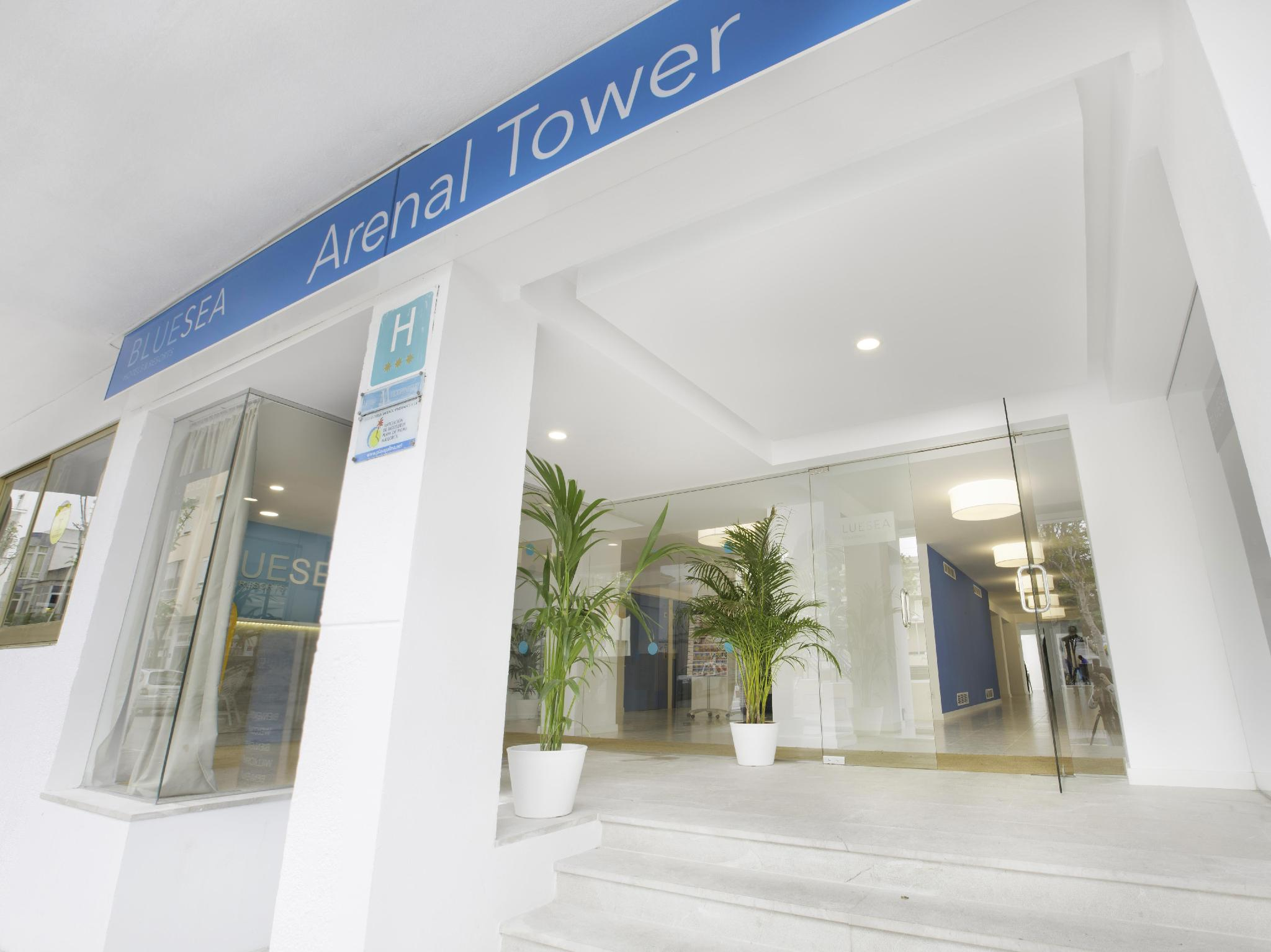 Blue Sea Arenal Tower   Adults Only