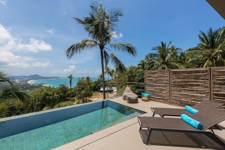 Villa Nuea @ Comoon 2 BR stunning sea views วิลลา 2 ห้องนอน 3 ห้องน้ำส่วนตัว ขนาด 150 ตร.ม. – เฉวงน้อย