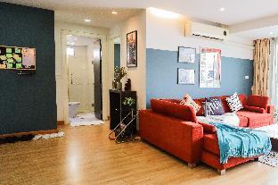 [スクンビット]アパートメント(110m2)| 2ベッドルーム/2バスルーム [hiii]Exotic Place@110sqm2Rm/WalkTheCommons-BKK172
