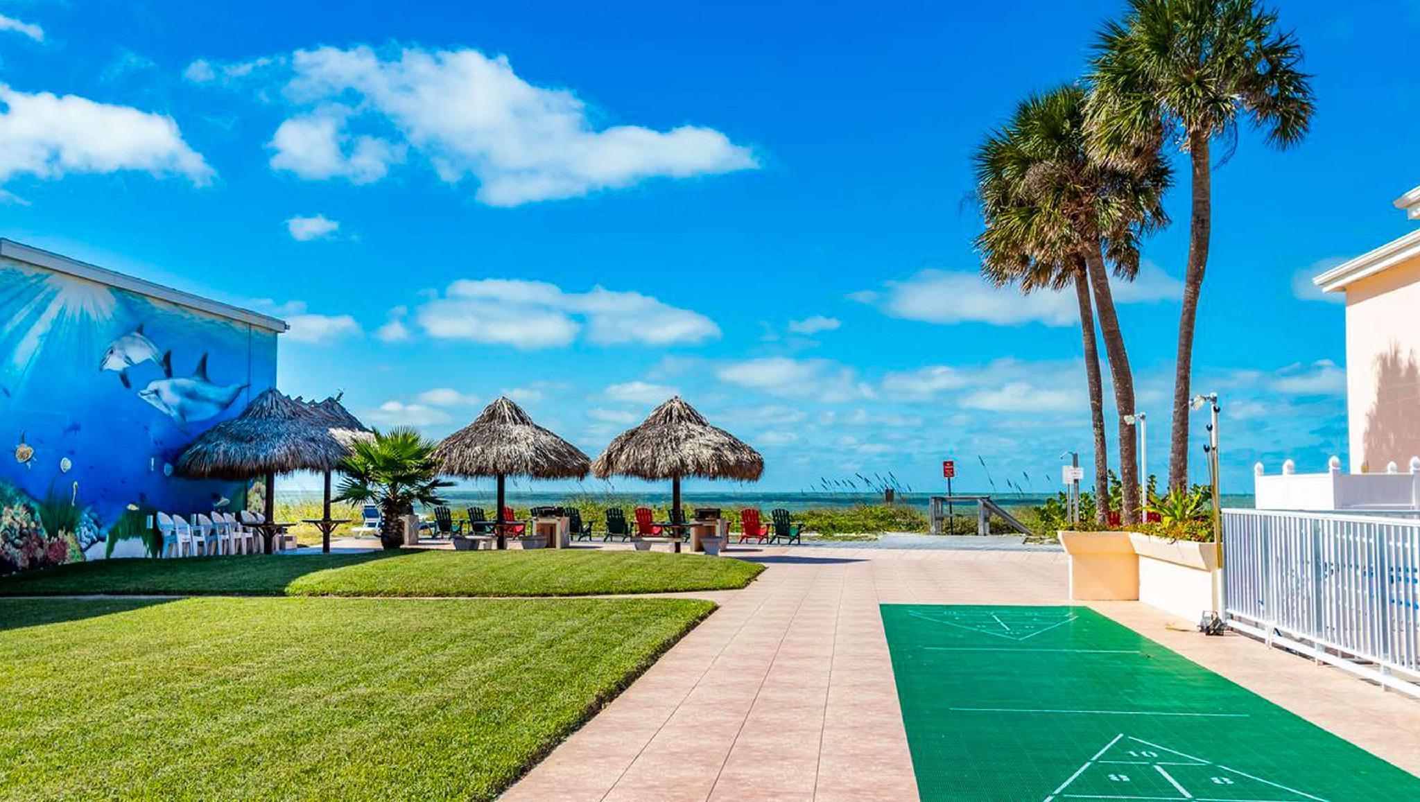 Belleair Beach Resort Motel By Magnuson Worldwide