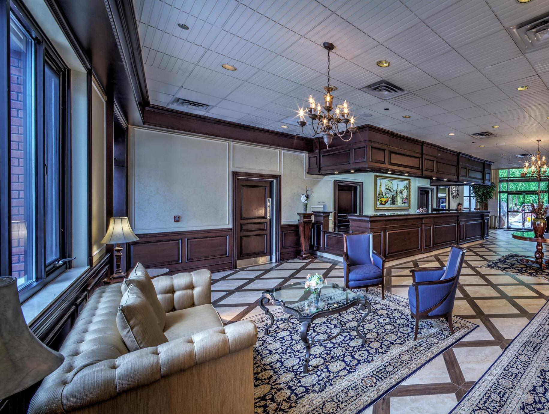 Best Western PLUS Fairfield Executive Inn