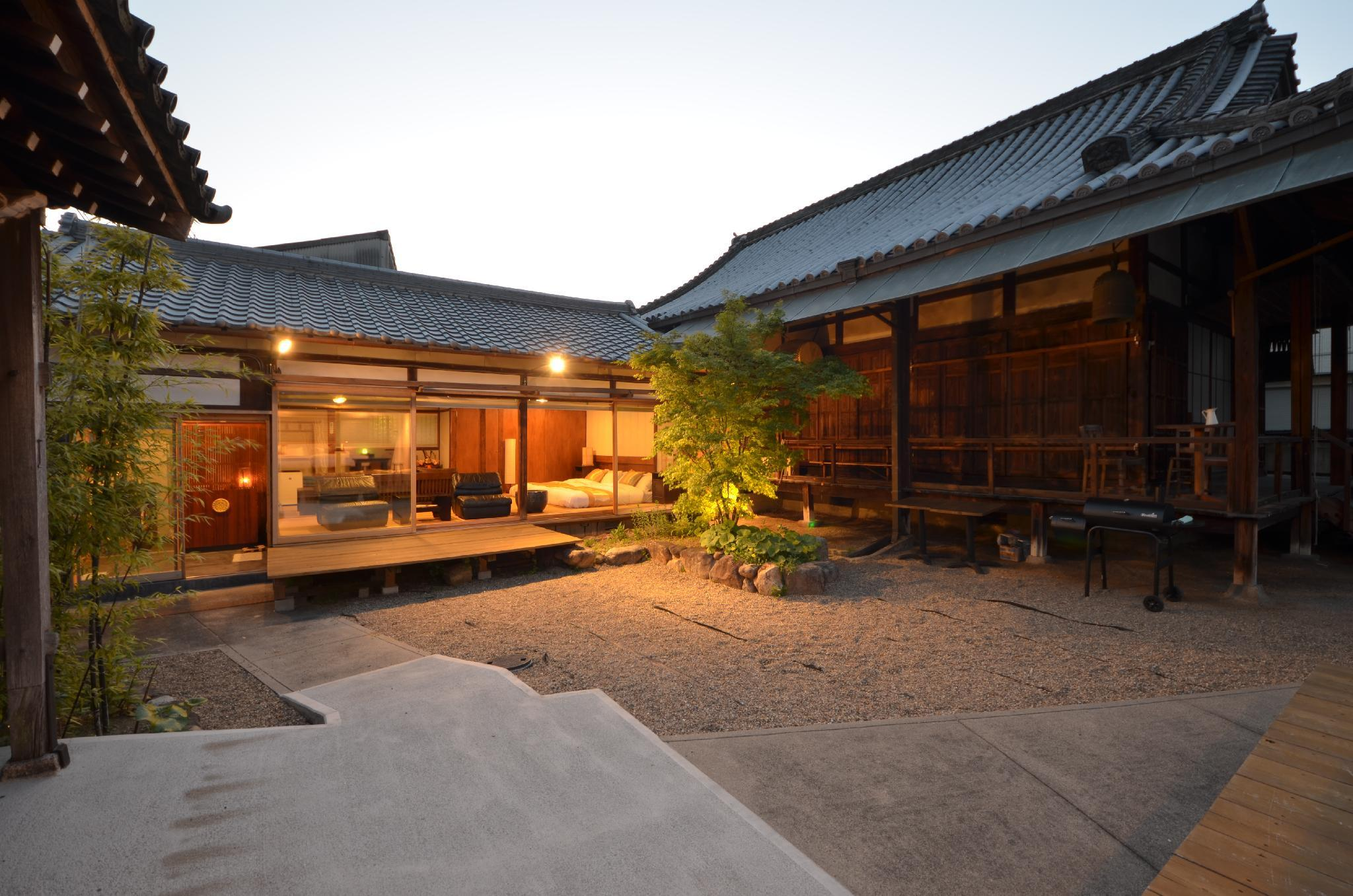 The Temple  Houjuji
