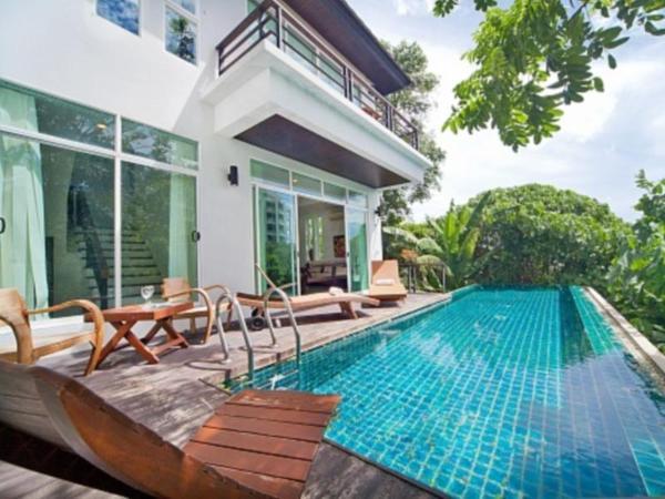 Karon Hill Villa 12 Phuket