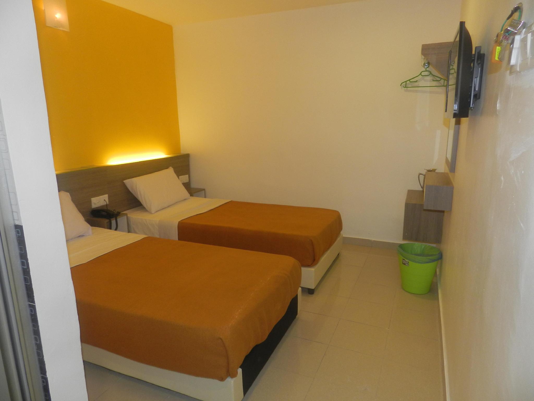 Yellow Mansion Hotel Melaka Raya in Malaysia