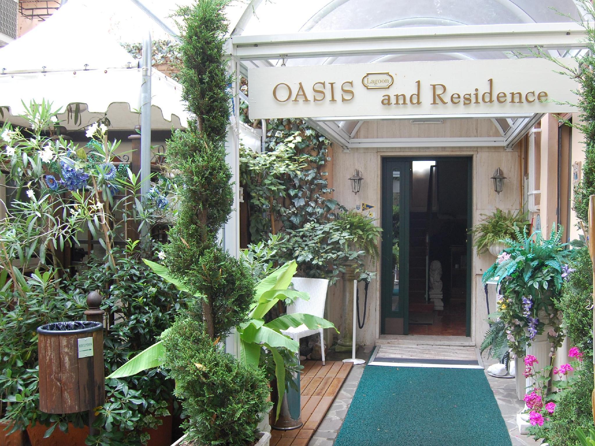Oasis Lagoon And Residence