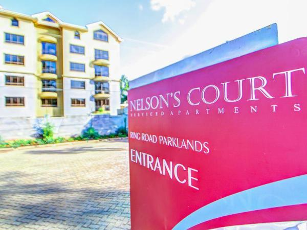 Nelsons Court Serviced Apartments Nairobi