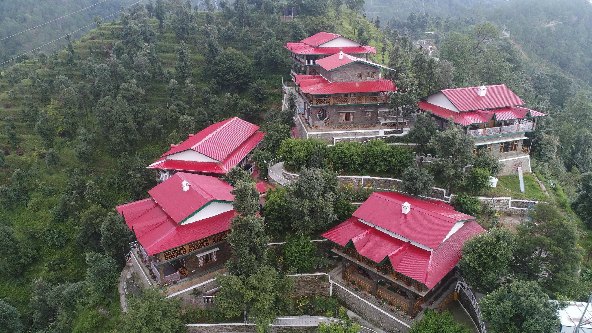 The Green Village Eco Resort Jageshwar