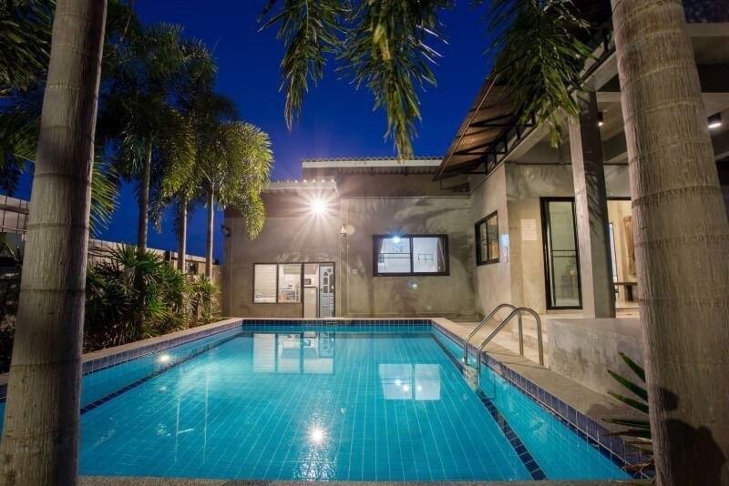 Loft 3BR Villa  Rooftop+Snooker  L 10 Pax   VVH20