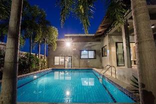 Loft 3BR Villa (Rooftop+Snooker) l 10 pax - VVH20 วิลลา 3 ห้องนอน 3 ห้องน้ำส่วนตัว ขนาด 150 ตร.ม. – กลางเมืองหัวหิน