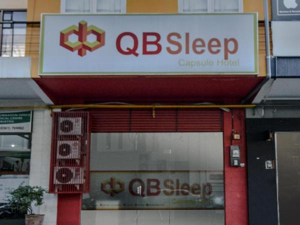 QB Sleep Capsule Hotel Bali