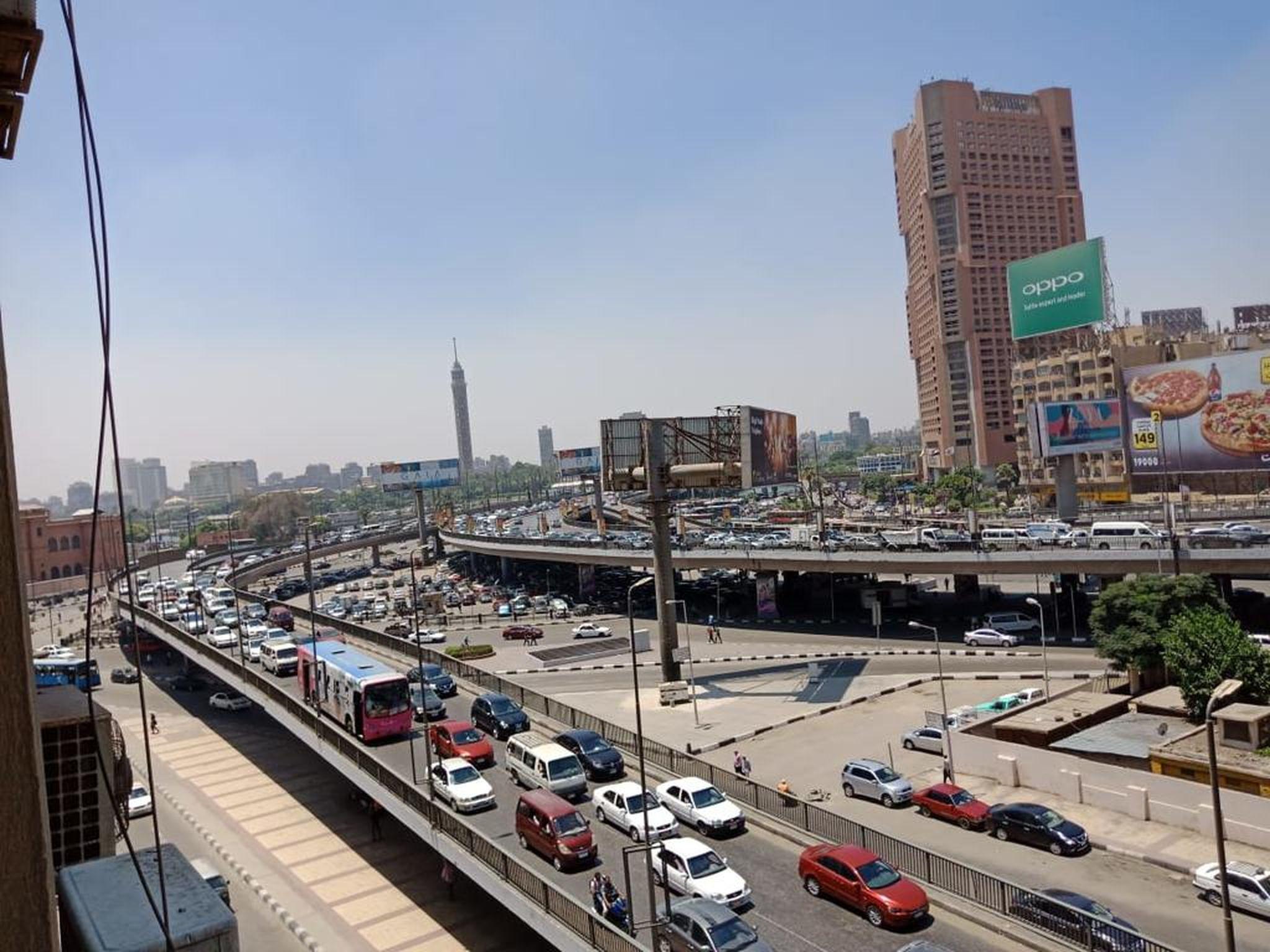 Invitation Hotel Cairo