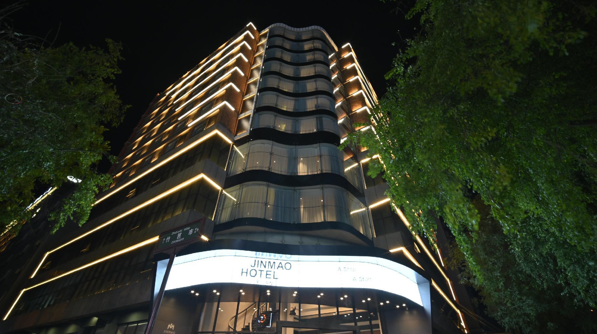 Jinmao Hotel Xian Central