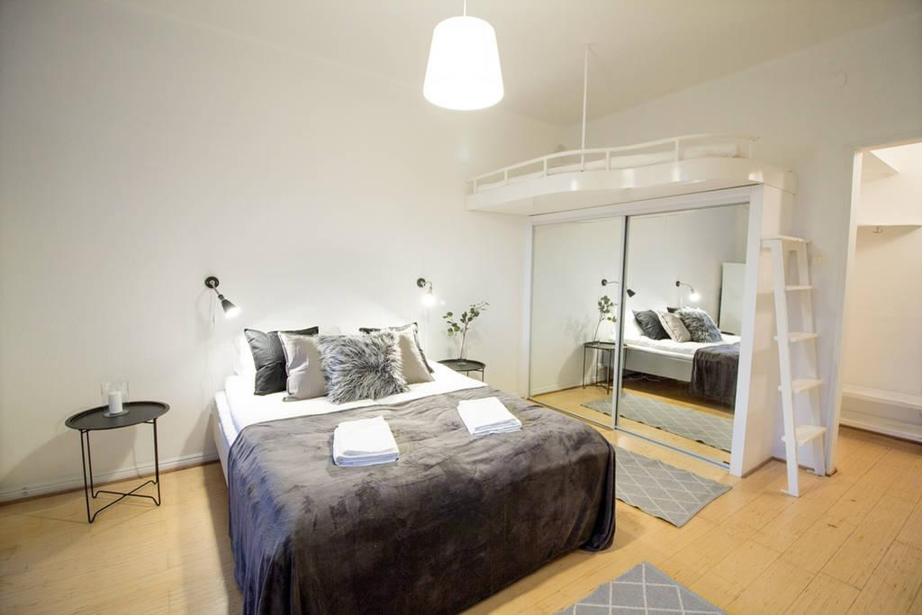 Stylish Studio In The Heart Of Helsinki