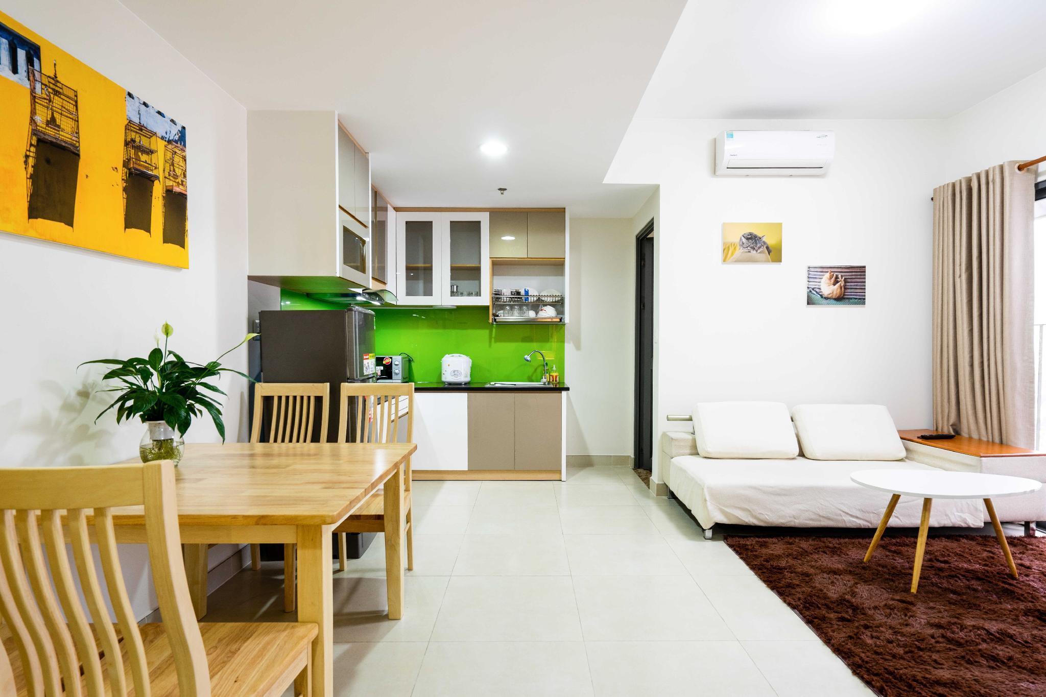 Beautifull Apartment - Masteri TD- Pool & Gym Free