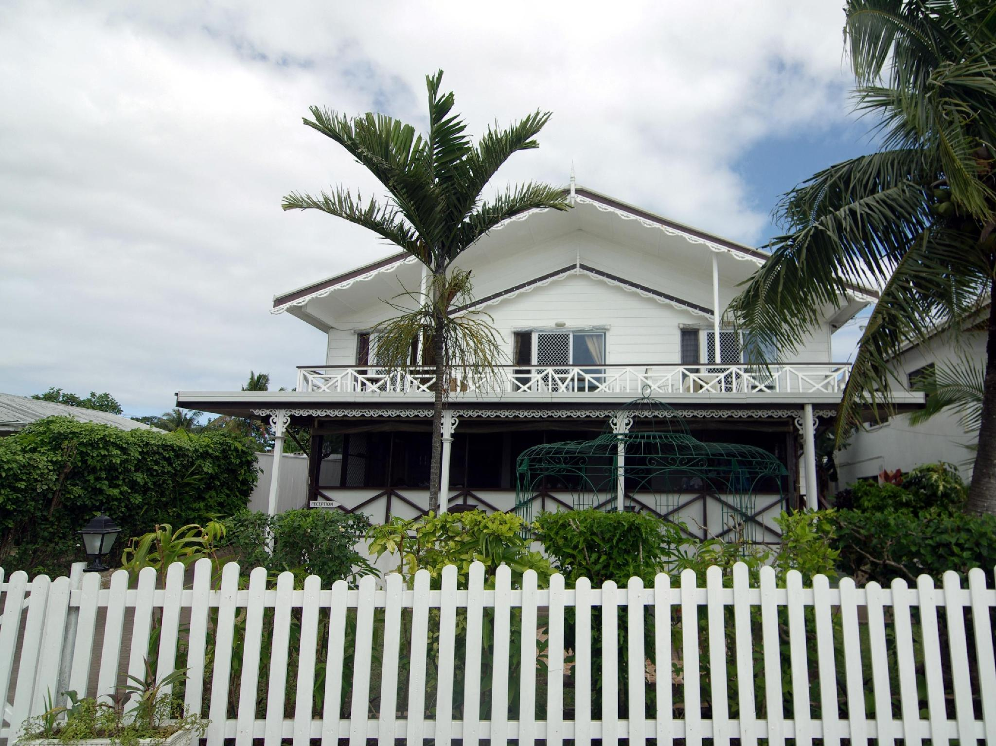Seaview Lodge And Restaurant