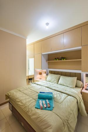 Victoria Square 2BR Cozy& Comfy Apart in Tangerang Tangerang