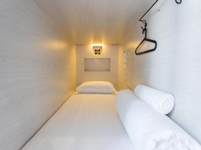 เดอะ คิวบ์ โฮสเทล – The Cube Hostel