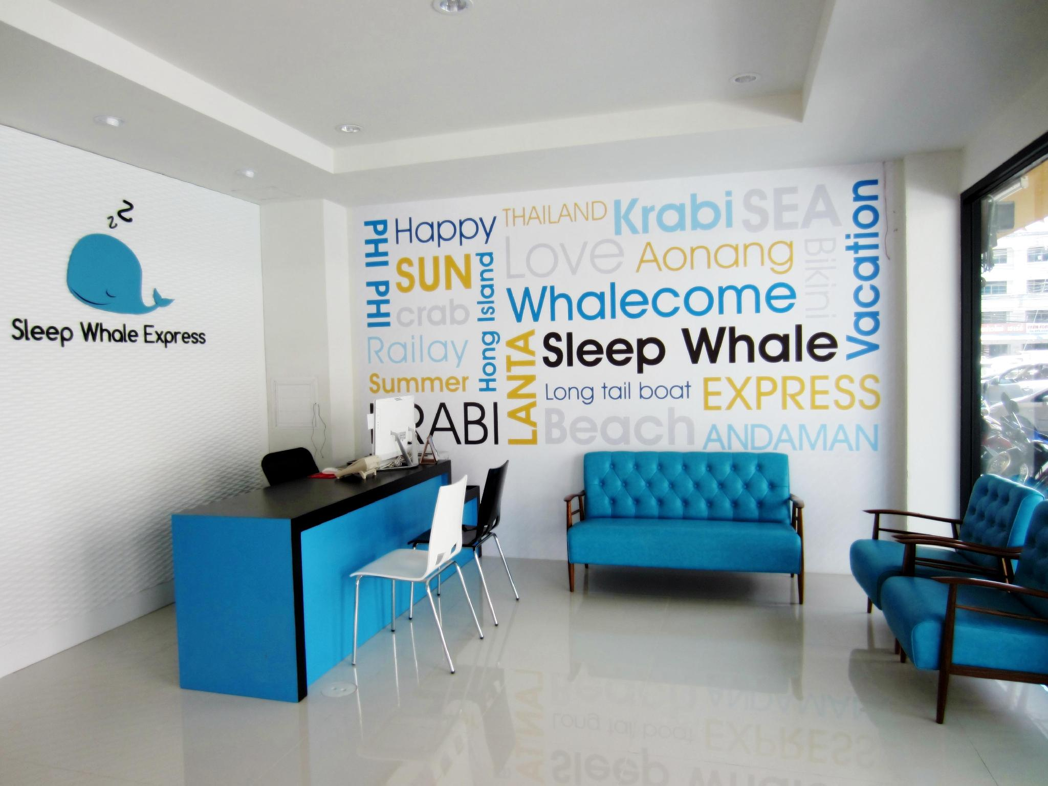 Sleep Whale Express Hotel