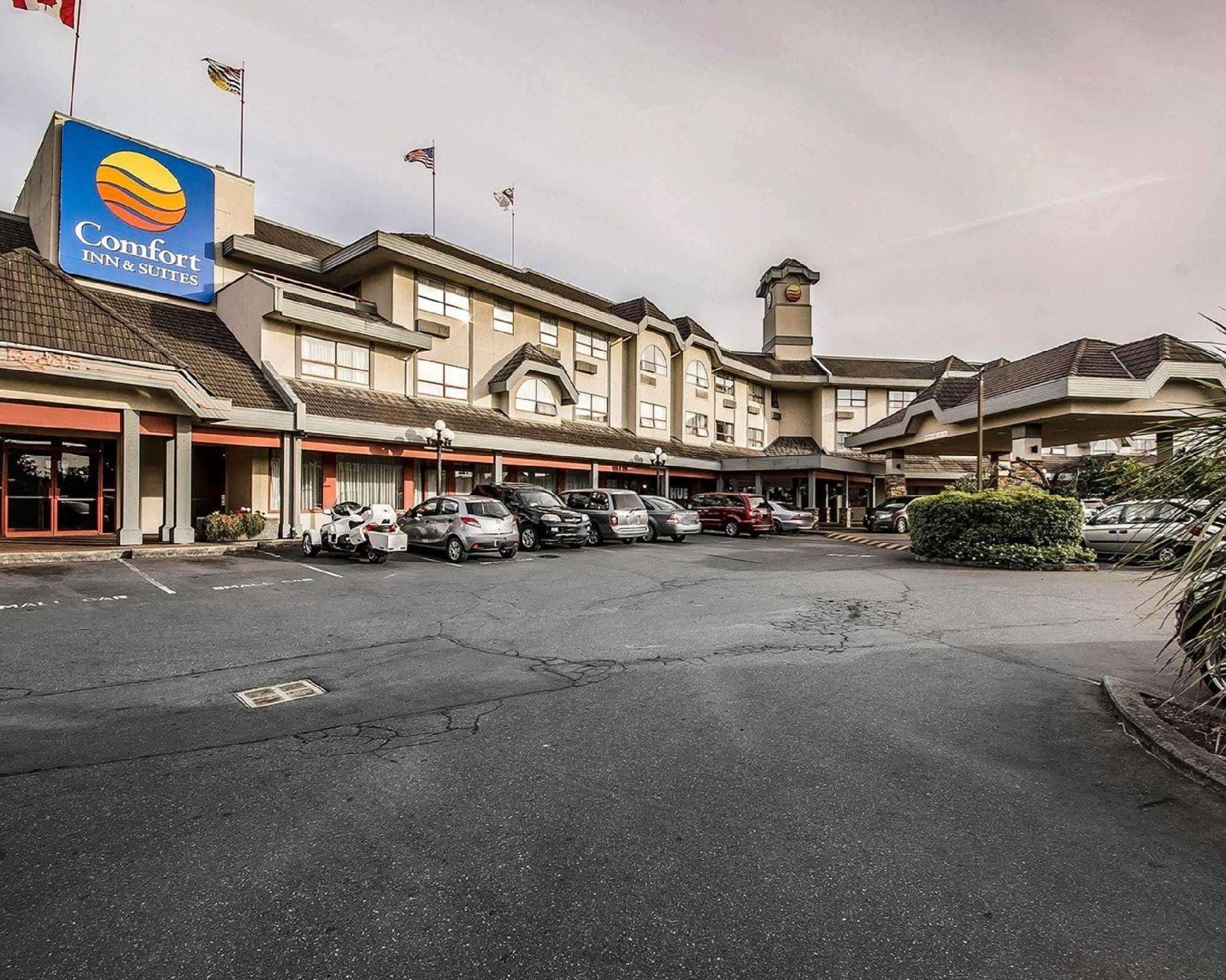 Comfort Inn And Suites Victoria