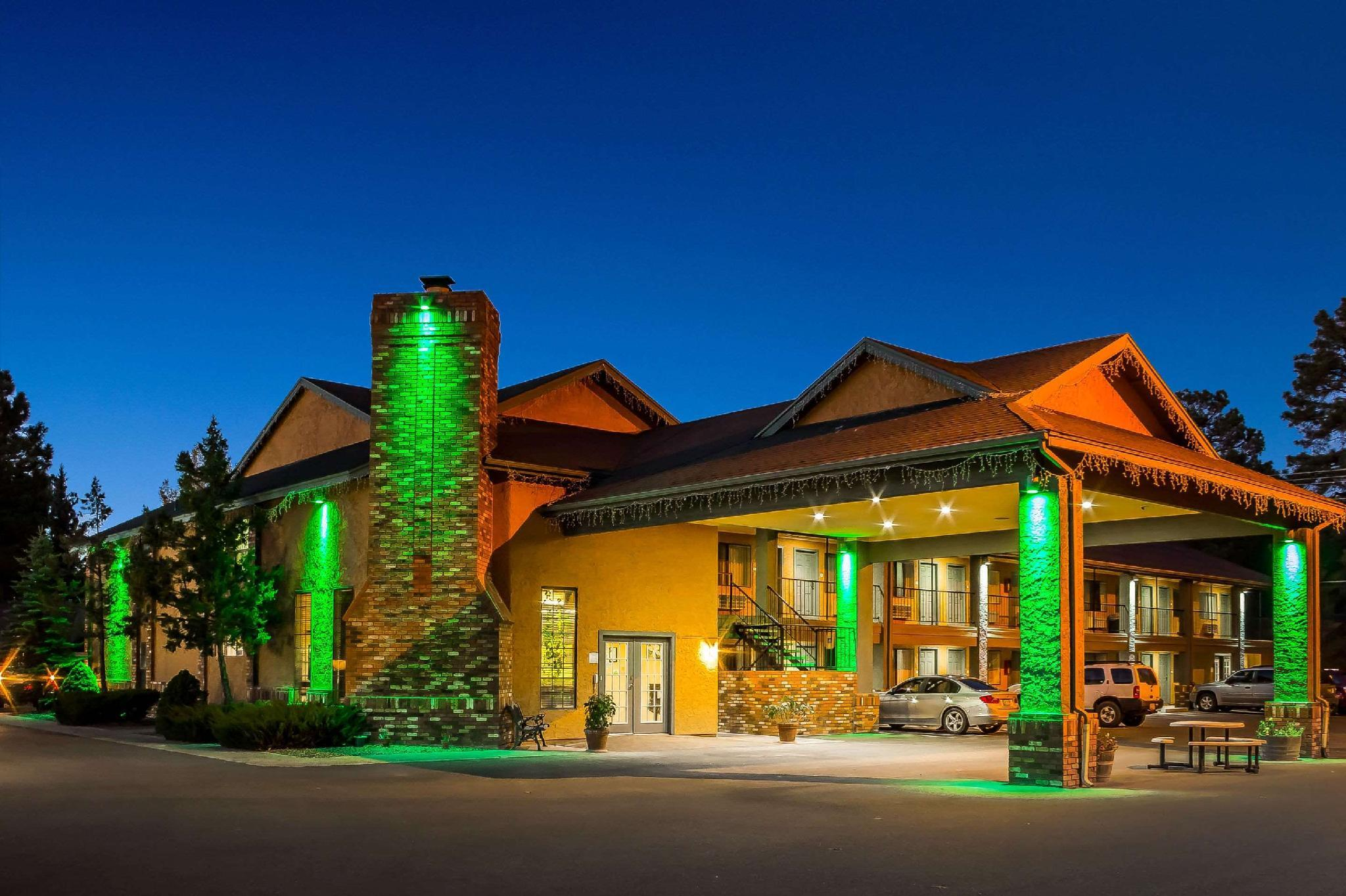 Quality Inn Pinetop Show Low Reviews