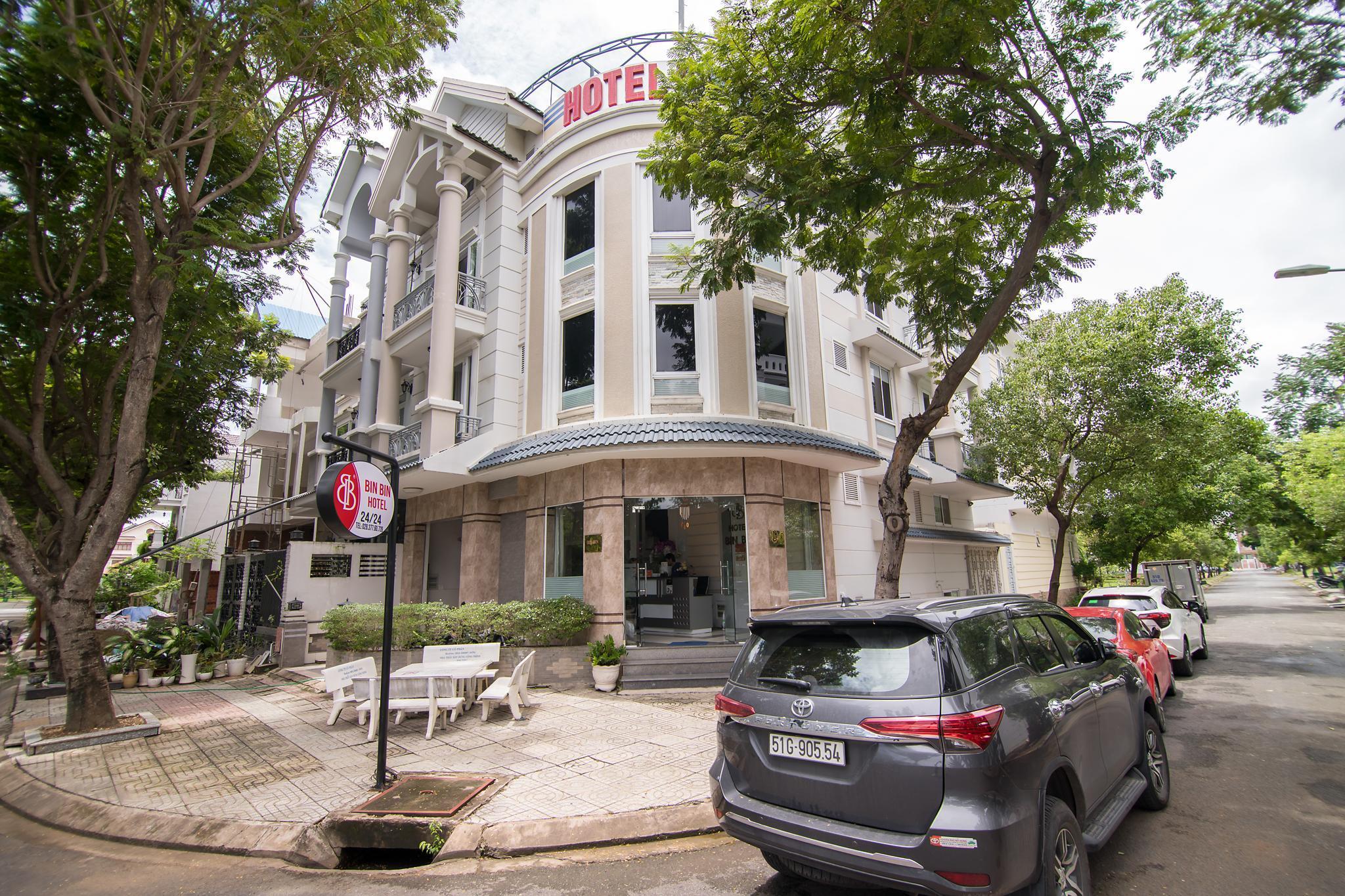Bin Bin Hotel 1   Near RMIT University