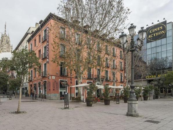 Petit Palace Plaza del Carmen Hotel Madrid