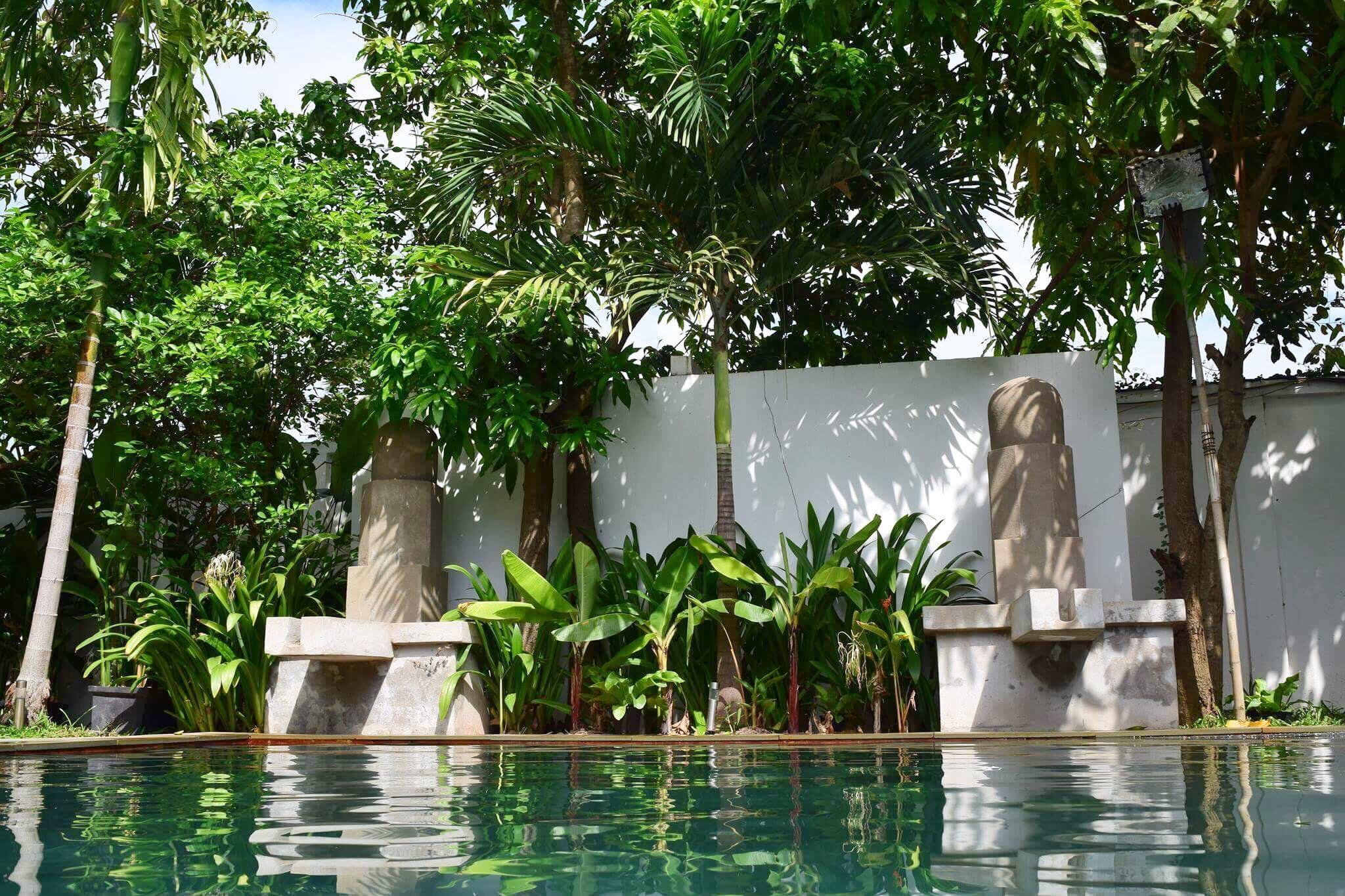 The Botanic Villa And Restaurant