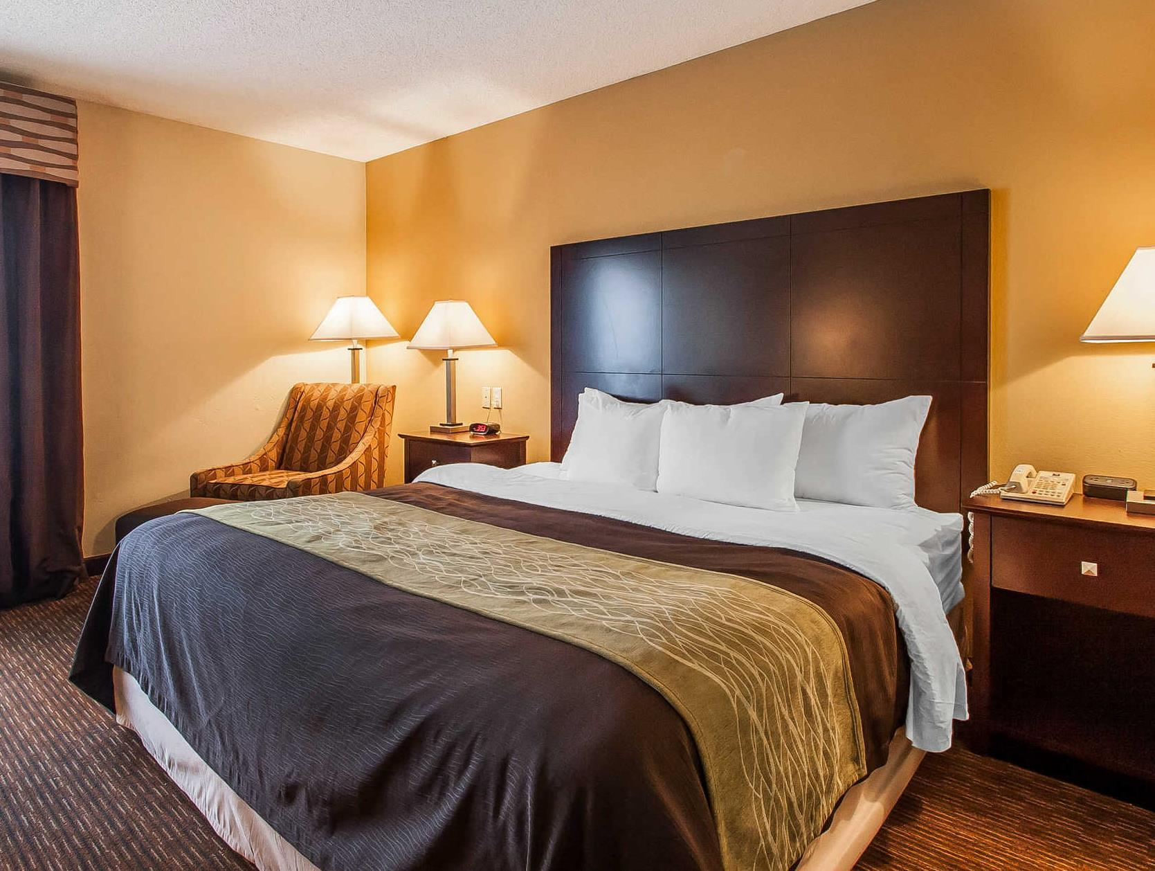 Price Comfort Inn & Suites