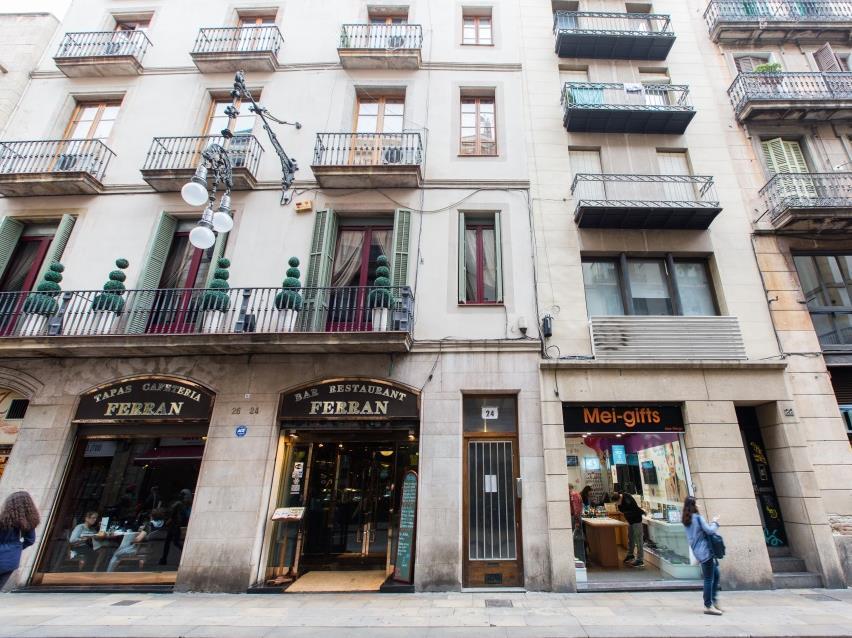 En Ferran By The Streets�Apartments
