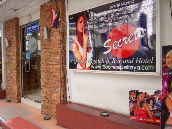 Secrets Hotel  Pattaya
